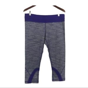 Lululemon Inspire Crop - Wee are from Space, 12